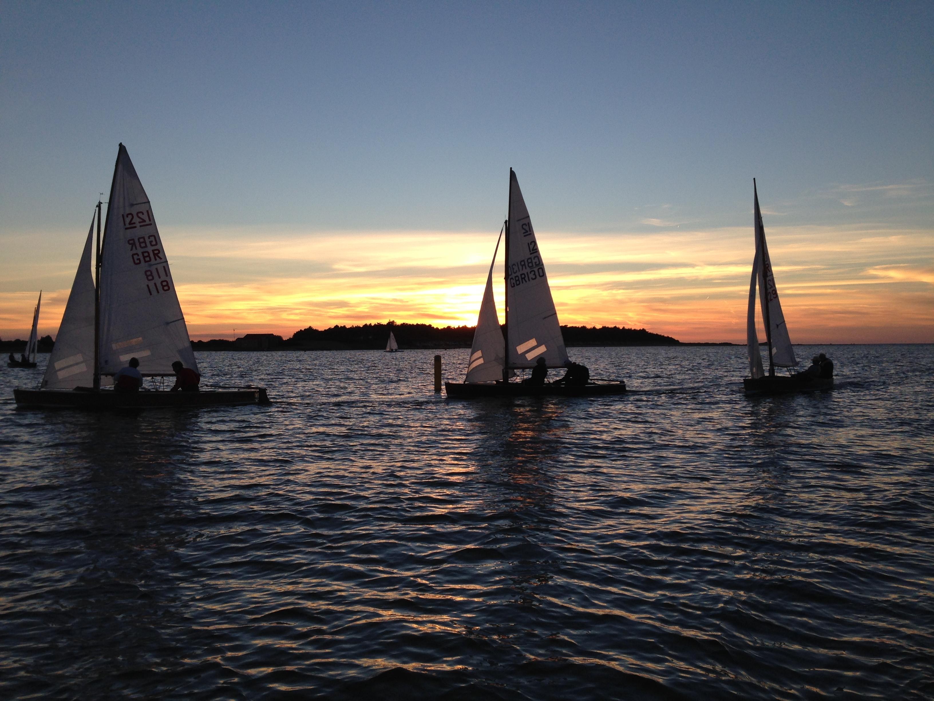 Evening Sail October 2016
